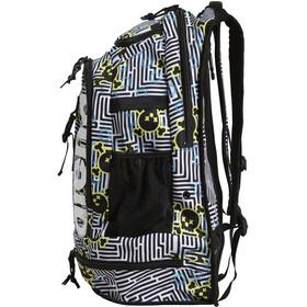 arena Fastpack 2.2 Allover Backpack crazy labyrinth